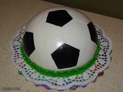 Торти виде мяча фото
